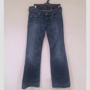 7 Seven For All Mankind Dojo Jeans Lexie Petite